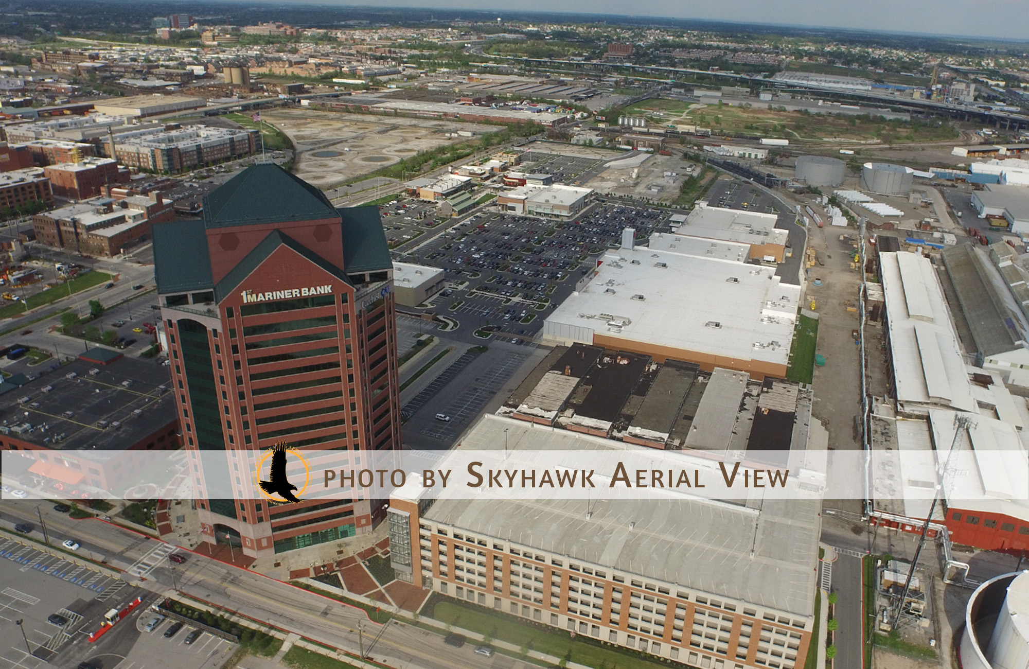 Commercial properties photography by Skyhawk Aerial View